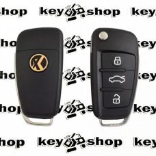 Универсальный автоключ для программатора XHorse Type A6