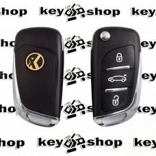 Универсальный автоключ для программатора XHorse DS