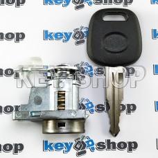 Личинка замка левой двери Chevrolet Aveo T250 (Шевроле Авео)