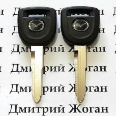 Корпус авто ключа под чип для Mazda (Мазда) с лезвием MAZ24R