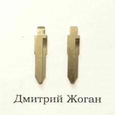 Лезвие для выкидного ключа ISUZU (Исузу)
