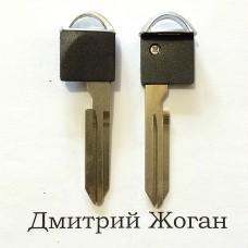 Лезвия для смарт ключа Nissan (Ниссан)