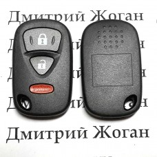 Корпус ключа для Suzuki (Сузуки)