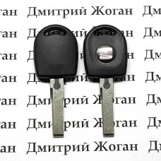 Корпус автоключа для Seat (сеат) лезвие HU66