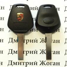 Корпус автоключа для Porsche (Порше) 1 кнопки