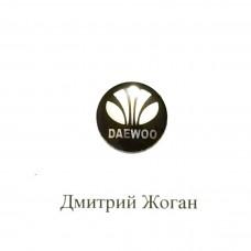 Логотип для авто ключа Daewoo (Деу)