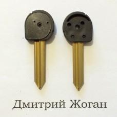 Лезвие для выкидного ключа Citroen (Ситроен)