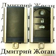 Корпус смарт ключа Acura (Акура) - 3 кнопки