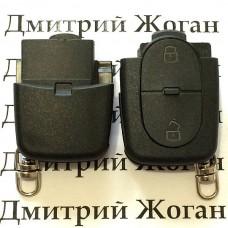 Корпус нижней части выкидного ключа для Seat (Сеат) , 2 - кнопки