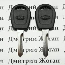 Корпус авто ключа под чип для Chery (Чери) (HU49)