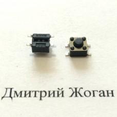 Кнопка №11,  4.5*4.5 мм