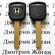 Корпус авто ключа под чип для Honda