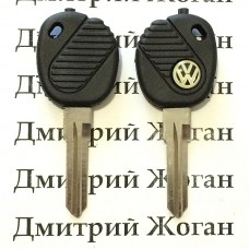 Корпус автоключа для VOLKSWAGEN (фольксваген) под чип