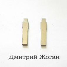 Лезвие для выкидного ключа Citroen (Ситроен) SIP22