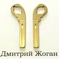 Лезвие выкидного ключа для Volvo (Вольво)