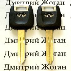Корпус авто ключа под чип для Infiniti (Ифинити)