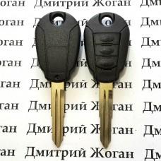 Корпус ключа Hyundai (Хундай) 3 кнопки