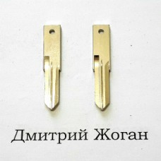 Лезвие для авто ключа Opel (Опель) VAC102