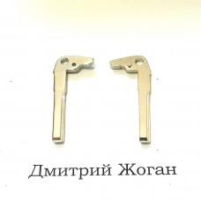 Лезвие для смарт ключа Mercedes (Мерседес)