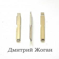 Лезвие для выкидного ключа Opel (Опель) HU43P