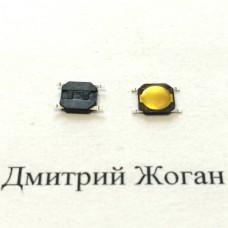 Кнопка №6,  4.5*4.5 мм