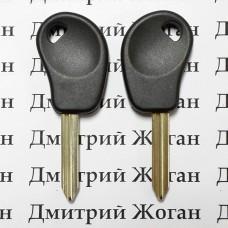 Корпус авто ключа под чип для Peugeot (Пежо), лезвие SX9
