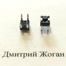 Кнопка №10,  4.5*4.5 мм