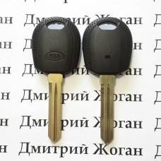 Корпус авто ключа под чип для KIA (КИА) правый без упоров