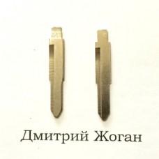 Лезвие для выкидного ключа Suzuki (Сузуки)