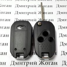 Корпус выкидного автоключа для Subaru (Субару) 3 - кнопки