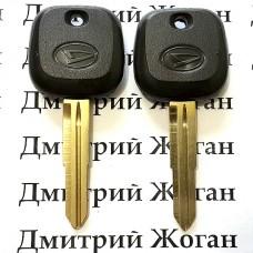 Корпус авто ключа под чип для Toyota/Daihatsu (Тойота/Дайхатсу)