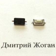 Кнопка №18,  3*6 мм