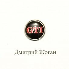 Логотип для авто ключа Volkswagen Golf GTI