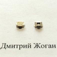 Кнопка №17,  3*4 мм