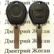 Корпус автоключа Volkswagen (Фольксваген) 2 кнопки