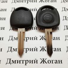 Корпус авто ключа под чип для Opel (Опель) лезвие HU46P с левым упором