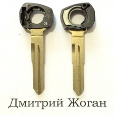 Лезвие для выкидного ключа Honda Accord (Хонда Аккорд) HON58