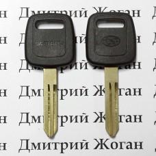 Корпус авто ключа под чип для SUBARU (Субару)  лезвие NSN14