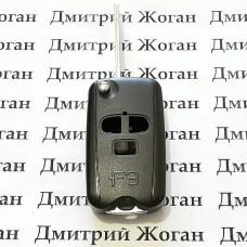 Корпус выкидного ключа для BYD (БИД), 3 кнопки