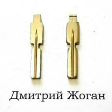 Лезвие для выкидного ключа BMW (БМВ) HU58