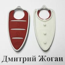 Кнопки для автоключа Alfa Romeo (Альфа Ромео) 3 кнопки