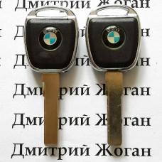 Корпус авто ключа под чип для BMW (БМВ), лезвие HU92