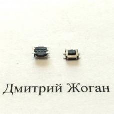 Кнопка №12,  3*4 мм