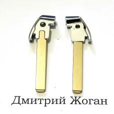 Лезвие для смарт ключа Citroen (Ситроен), VA2