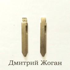 Лезвие для выкидного ключа Byd (Бюд) №4
