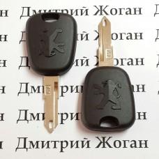 Корпус авто ключа под чип для Peugeot (Пежо) лезвие NE73