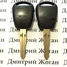 Корпус автоключа KIA (КИА) 1 кнопка