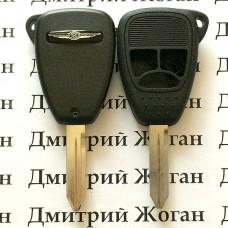 Корпус автоключа для Chrysler (Крайслер) 3 кнопки