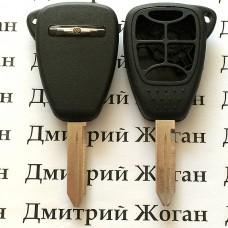 Корпус автоключа для Chrysler ( Крайслер) 5+1 кнопки