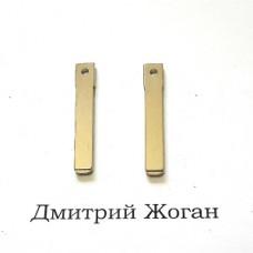 Лезвие для авто ключа Peugeot (Пежо) VA2